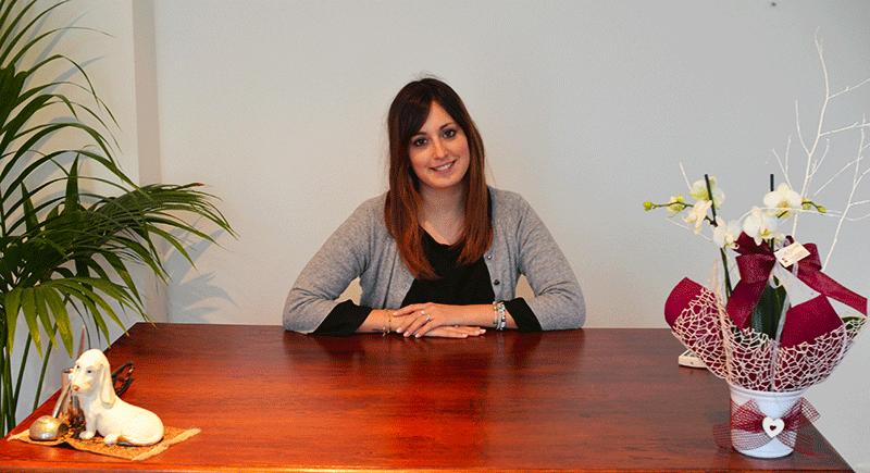 La dottoressa Elisa Gentile, Psicologa a Rimini